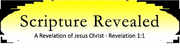 Scripture Revealed