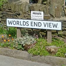 Worlds End View - Perilous Times?